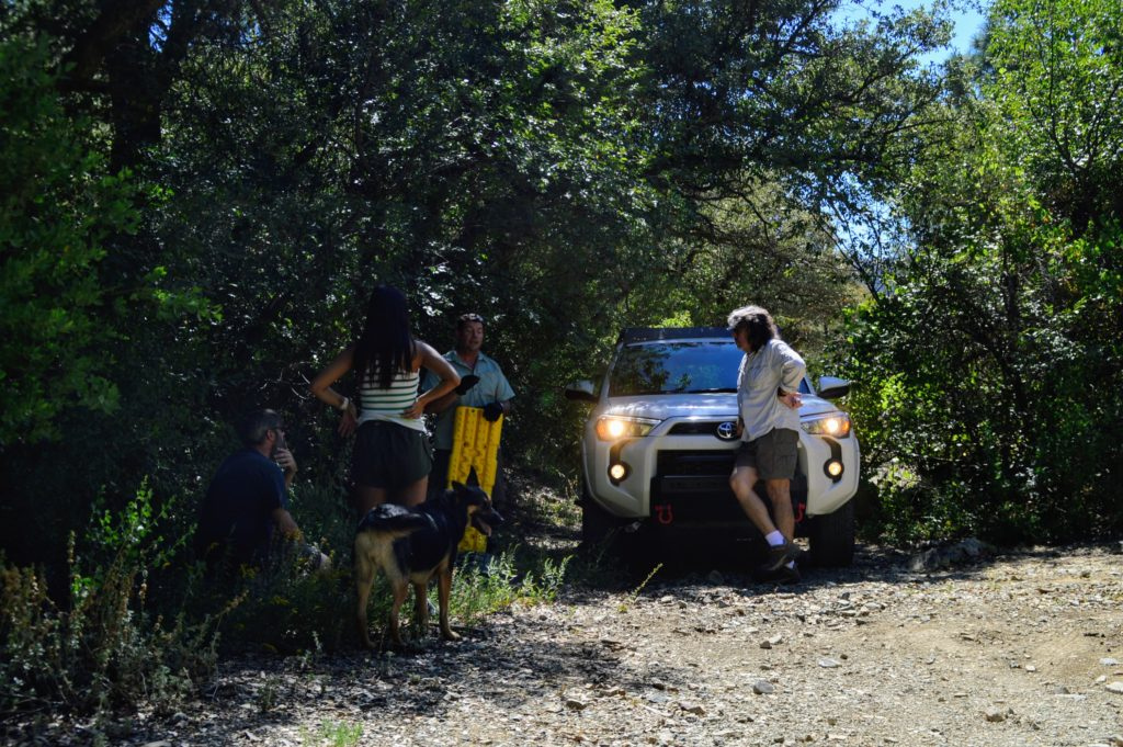 group off road lesson